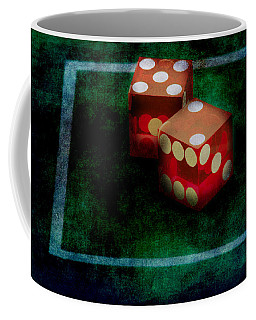 Coffee Mug featuring the photograph Seven by Gunter Nezhoda