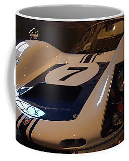Seven Coffee Mug by John Schneider