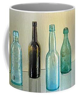 Seven Old Bottles Coffee Mug