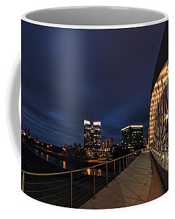 Seventh Avenue Bridge Fort Worth Coffee Mug