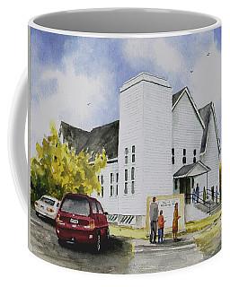 Seventh Day Adventist Church Coffee Mug