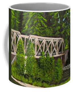 Sewalls Falls Bridge Coffee Mug
