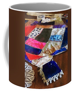 Sewing - Making A Quilt Coffee Mug