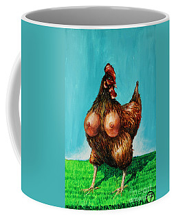 Sexy Chicken Coffee Mug