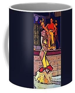 Sexy Cuban Dancer Coffee Mug