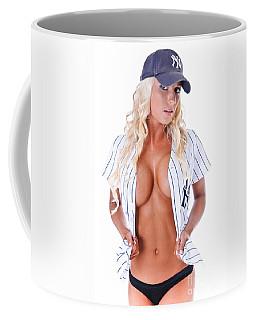 Sexy Yankees Fan Coffee Mug
