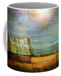 Shack On The Prairie Corner  Coffee Mug