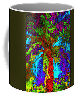 Shade Trees On Venus Coffee Mug