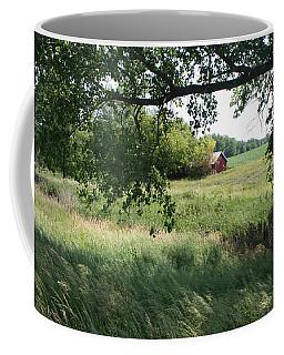 Shaded View - Full Color Coffee Mug