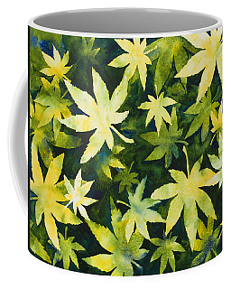 Shades Of Green Coffee Mug