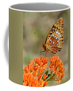 Shades Of Orange Coffee Mug