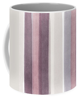 Shades Of Purple- Contemporary Abstract Painting Coffee Mug