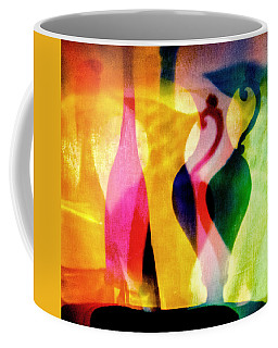 Shades Of Vase And Pitcher Coffee Mug