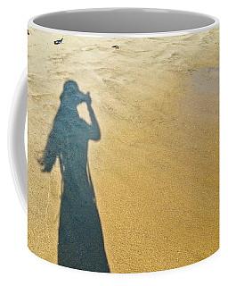 Shadow And Sand Raw Coffee Mug