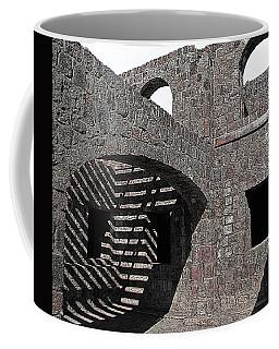 Shadow Box Coffee Mug by Ian  MacDonald