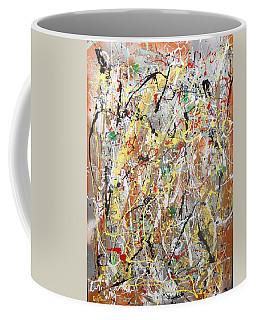 Pollock Coffee Mug