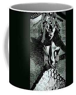 Shadow Coffee Mug by Jacqueline McReynolds