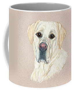 Coffee Mug featuring the painting Shadow by Stephanie Grant