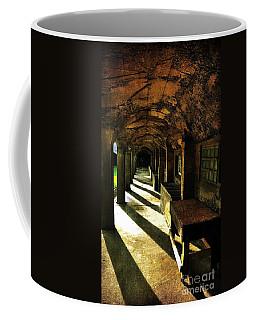 Shadows And Arches I Coffee Mug