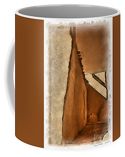 Shadows In Aquarell   Coffee Mug