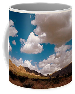 Shadows In The Valley Coffee Mug