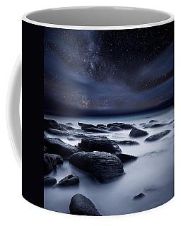 Shadows Of The Night Coffee Mug by Jorge Maia