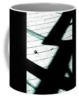 Shadows On The Floor  Coffee Mug
