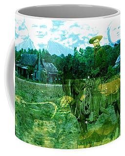 Shadows On The Land Coffee Mug