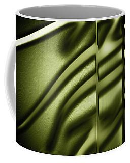 Shadows On Wall Coffee Mug