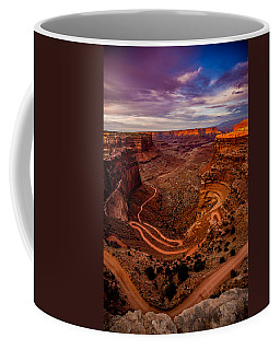 Shafer Trail Vertical Coffee Mug