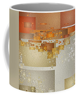 Shaken At Sunset Coffee Mug