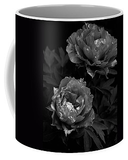Coffee Mug featuring the photograph Shakuyaku by Rachel Mirror