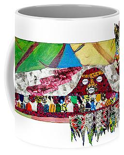 Shango Firebird Coffee Mug