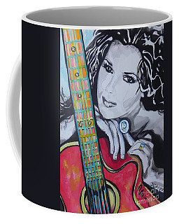 Shania Twain Coffee Mug