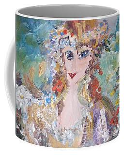 Share My Life Coffee Mug by Judith Desrosiers