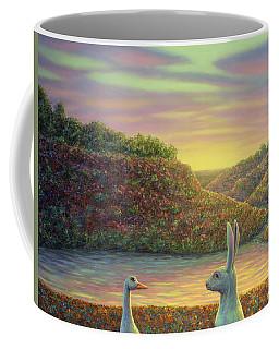 Sharing A Moment Coffee Mug