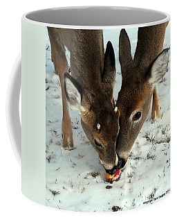 Sharing The Love Coffee Mug