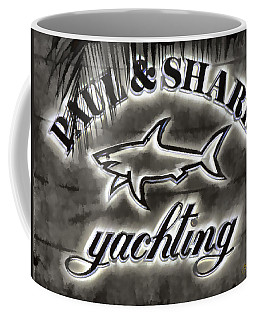 Shark Sign Coffee Mug