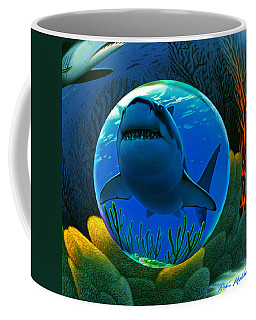 Shark World  Coffee Mug