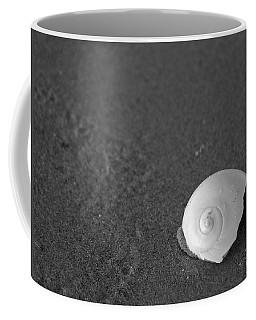 Shark's Eye In The Sand Coffee Mug