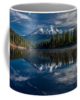 Shasta And Lake Siskiyou Coffee Mug