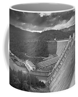 Shasta Lake Dam Coffee Mug