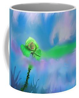 Shawna's Rose Coffee Mug