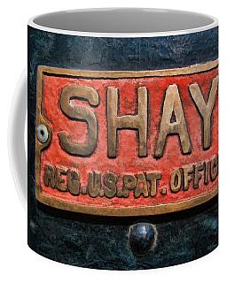 Shay Builders Plate Coffee Mug