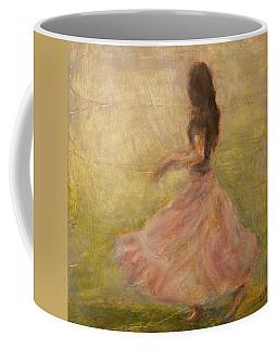 She Dances With The Rain Coffee Mug