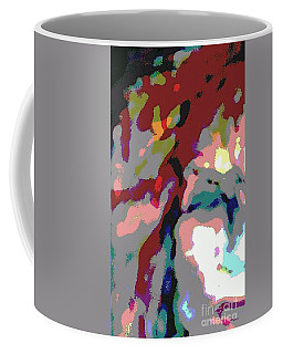 She Has Found Her Way Coffee Mug by Jacqueline McReynolds