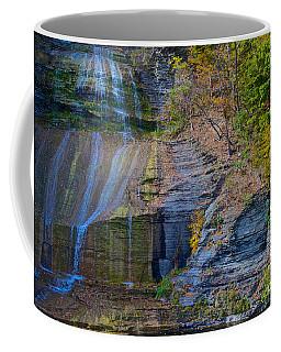 Coffee Mug featuring the photograph She-qua-ga by William Norton