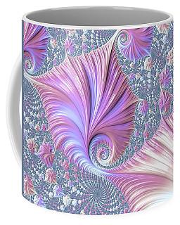 She Shell Coffee Mug by Susan Maxwell Schmidt