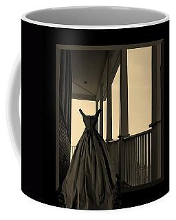 She Walks The Halls Coffee Mug