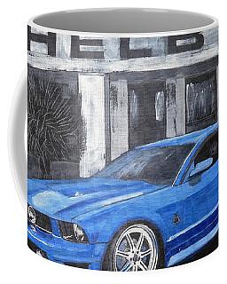 Shelby Mustang Coffee Mug